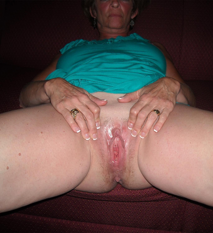 naked white woman